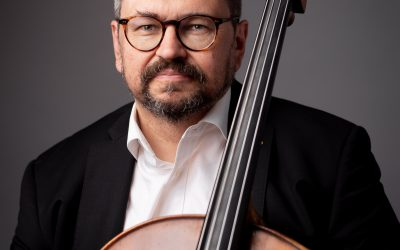 Cello Monastery May with special guest Leonid Gorokhov